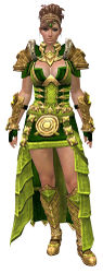Armor of Koda (light) norn female front.jpg