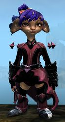 Experimental Envoy armor (light) asura female front.jpg