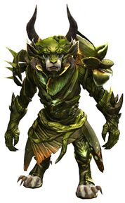 Verdant Executor Outfit charr female front.jpg