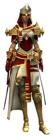 White Mantle Outfit human female front.jpg