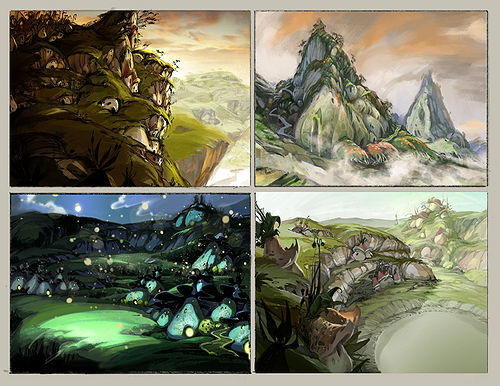 Sylvari habitat colored concept art.jpg