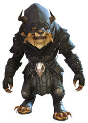 Executioner's Outfit charr male front.jpg