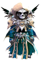 Armor of the Lich asura female front.jpg