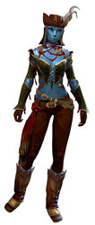 Pirate Captain's Outfit sylvari female front.jpg