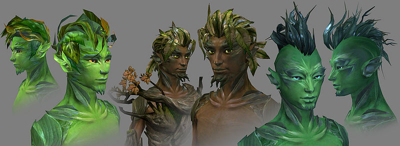 10 reasons to play Guild Wars 2 800px-Sylvari_males_render